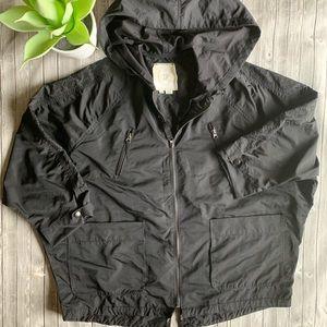 Anthropologie Hei Hei Uptown Hooded Jacket